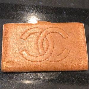 Vintage Chanel wallet